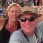 Our son Face Time from Oz during that's what friends are for