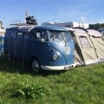 Fantastic family camping feild