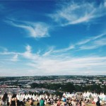 I took this on Saturday morning while at Glastonbury 2015!