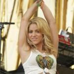 Shakira, Pyramid Stage
