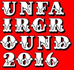 Anarchist spirit and satirical wit: Unfairground's line-up announced!