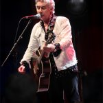 Glen Matlock on the Acoustic Stage