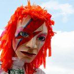 Bowie Puppet