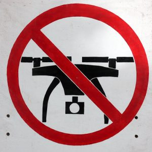 Drones are banned at Glastonbury