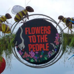 Grow Wild is bringing Flowers To The People