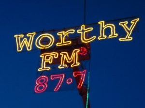 Listen to our radio station, Worthy FM