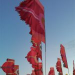 Flags at Other Stage