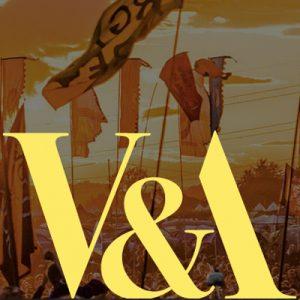 Free Glastonbury exhibition at the V&A