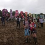 Baby's first glasto!