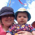 My 1st Glasto with Mummy