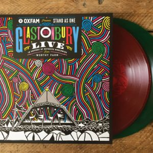Oxfam's Stand As One vinyl album for Record Store Day