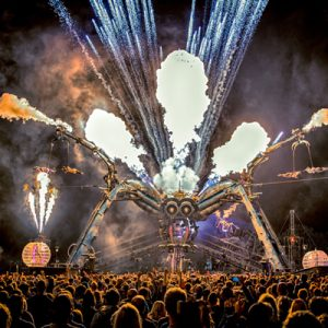 Step inside the ring of fire: Arcadia 2017