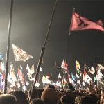 Flags Foo Fighters