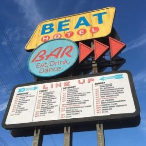 The Beat Hotel is back for Glastonbury 2017