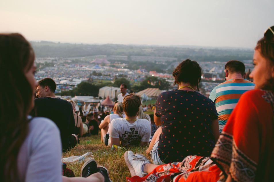 Day 1, Glastonbury Festival 2017