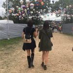 Our first time at Glastonbury