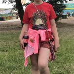 Her first Glastonbury