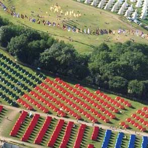 Worthy View, Tipis and Campervan fields on sale on Saturday 27th