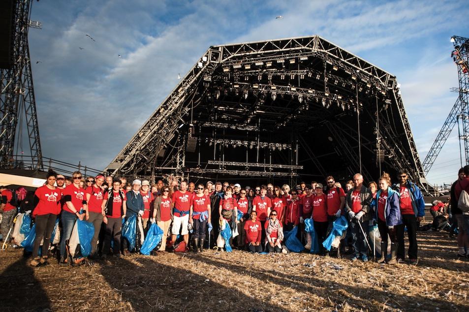 Bhopal recycling team