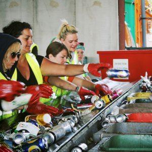 Green Glastonbury: Recycling at Glastonbury Festival
