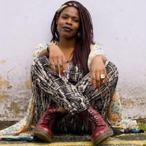 This year's official website poet is Vanessa Kisuule
