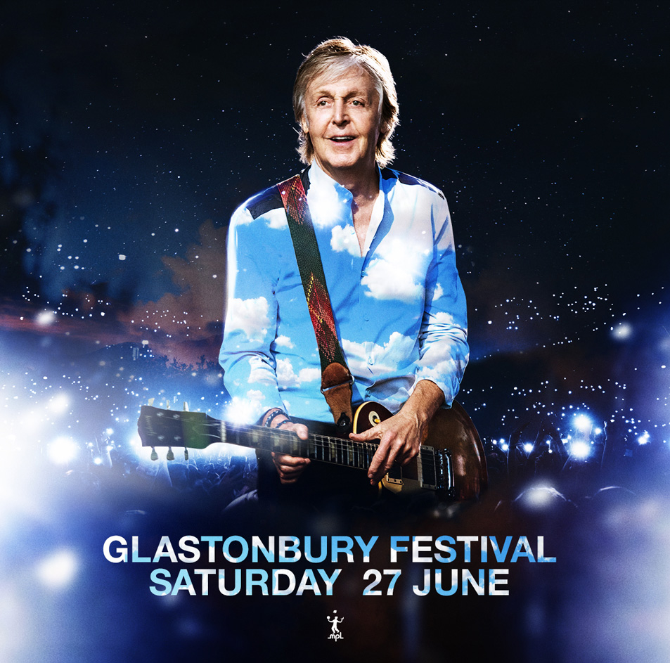 Paul McCartney to headline Saturday night at Glastonbury 2020 ...