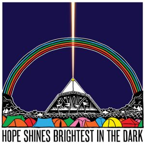 Hope Shines Brightest In The Dark charity items for sale