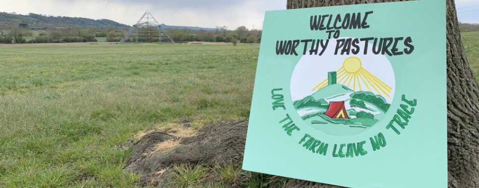 Camp at Worthy Farm this summer!