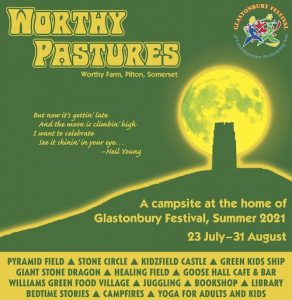 Check out our Worthy Pastures line-up poster!