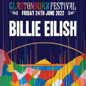 Billie Eilish announced as 2022 Friday night headliner
